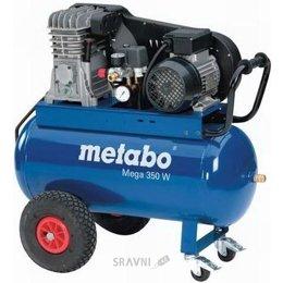 Компрессор Metabo Mega 350/100 W