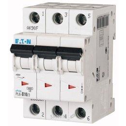 Автоматический выключатель Eaton PL6-C40/3 (286605)