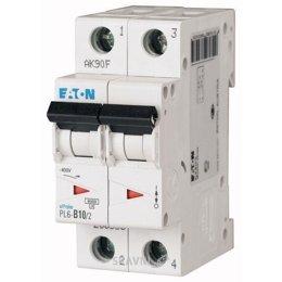 Автоматический выключатель Eaton PL6-C6/2 (286564)