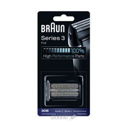 Комплектующее для бритв, триммеров, эпиляторов Braun Сетка 30B