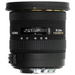 Объектив Sigma 10-20mm f/3.5 EX DC HSM Minolta A