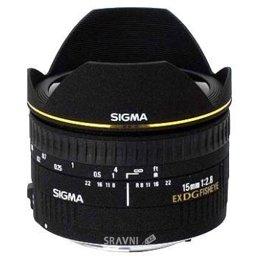 Объектив Sigma 15mm F2.8 EX DG DIAGONAL FISHEYE Minolta A