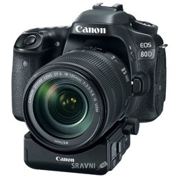Цифровой фотоаппарат Canon EOS 80D Kit