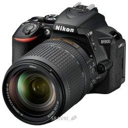 Цифровой фотоаппарат Nikon D5600 Kit