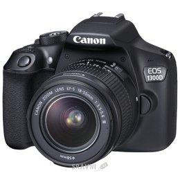 Цифровой фотоаппарат Canon EOS 1300D Kit
