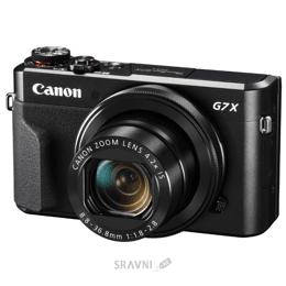 Цифровой фотоаппарат Canon PowerShot G7X Mark II