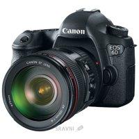 Цифровой фотоаппарат Цифровой фотоаппарат Canon EOS 6D Kit