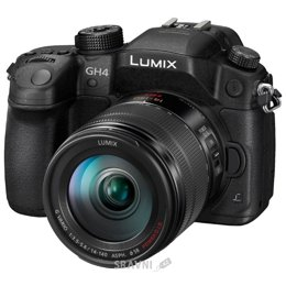 Цифровой фотоаппарат Panasonic Lumix DMC-GH4 Kit
