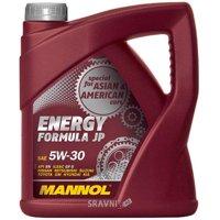 Фото Mannol Energy Formula JP 5W-30 4л