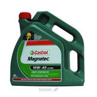 CASTROL Magnatec 10W-40 А3/В4 4л