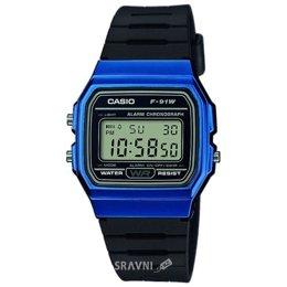Наручные часы Casio F-91WM-2A
