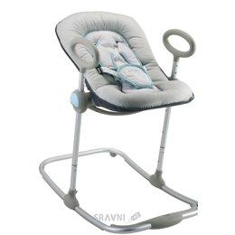 Кресло-качалка. Шезлонг детский Beaba Up&Down