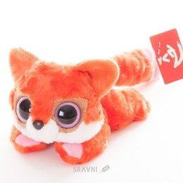 Мягкую игрушку Aurora Лисица красная лежачая, 16 см (16-103)