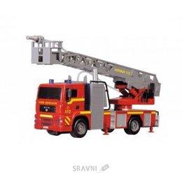 Машинку. Железную дорогу. Паровозик детский Dickie Toys Пожарная машинка (3715001)