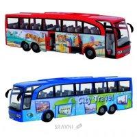 Dickie Toys Туристический автобус Экскурсия городом 2 вида (3745005)