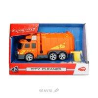Dickie Toys Функциональный автомобиль Уборщик города (3302000)