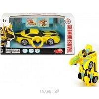 Фото Dickie Toys Transformers Бамблби со светом и звуком (3113000)