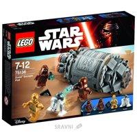 Конструктор детский Конструктор LEGO Star Wars 75136 Спасательная капсула дроидов