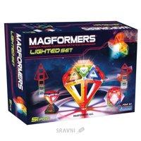 Конструктор детский Конструктор Magformers Lighted Set (709001)