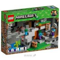 LEGO Пещера зомби 241 деталь (21141)