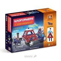 Конструктор детский Конструктор Magformers Крейсеры XL Спасатели (706002)
