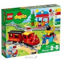 LEGO Duplo 10874 Town Поезд на паровой тяге
