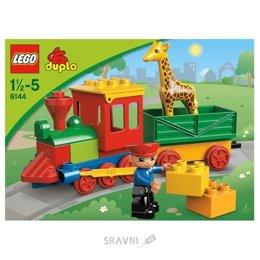 Конструктор детский LEGO Duplo 6144 Зоо-паровозик