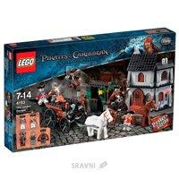 Конструктор детский Конструктор LEGO Pirates of the Caribbean 4193 Побег из Лондона