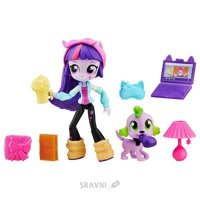 Куклу Hasbro Мини-кукла Equestria Girls с аксессуарами, в ассорт. (B4909)