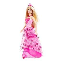 Куклу Mattel Barbie Принцесса Gem Fashion (DHM53)
