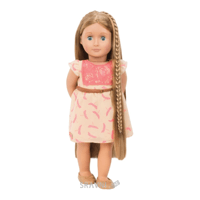 Куклу Our Generation Портия с растущими волосами BD31073Z