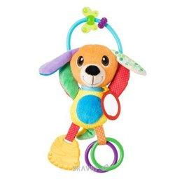 Погремушку, прорезыватель Chicco Игрушка-погремушка Mr. Puppy (09226.00)