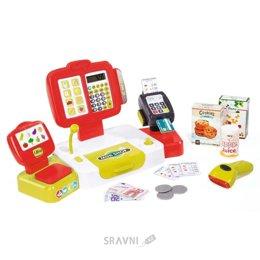 Ролевая игра для детей SMOBY Электронная касса с аксессуарами (350107)