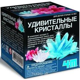 Ролевая игра для детей 4M Выращивание кристаллов (3913)