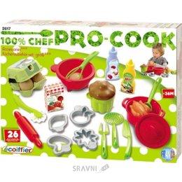 Ролевая игра для детей Ecoiffier Набор Pro-Cook для выпечки (2617)