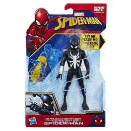 Игровую фигурку Hasbro Spider-Man Черный с ранцем (E0808/E1105)
