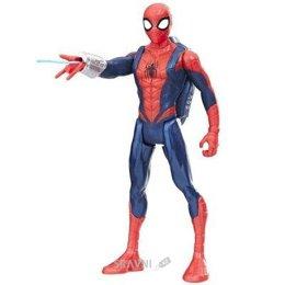 Игровую фигурку Hasbro Spider-Man с ранцем 15 см (E0808/E1099)