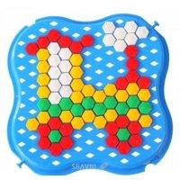 Развивающую игрушку для малыша Тигрес Мозаика Мини, 130 элементов (39112)