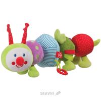 Развивающую игрушку для малыша Happy Baby IQ-Caterpillar (330346)