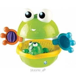Игрушку для младенцев BABYBABY Лягушка-игрушка (3211)