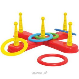 Спортивную игру для детей ТехноК Кольцеброс (3404)