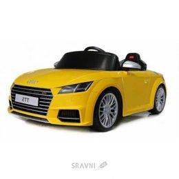 Детский электромобиль, веломобиль Rastar Audi TTS (82500)