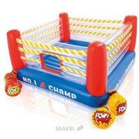 Intex Надувной игровой центр Boxing Ring Bouncer (48250)