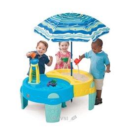 Игровой комплекс для детей STEP2 Стол для игр с песком и водой Оазис (800700)