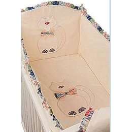 Детскую постель Makkaroni Kids Toy Kitty (6 предметов)