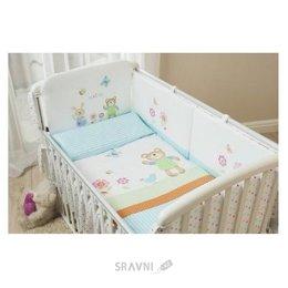 Детскую постель Perina Комплект в кроватку Глория (3 предмета)