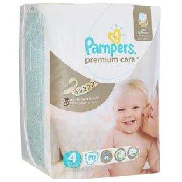 Подгузник Pampers Premium Care Maxi 4 (20 шт.)