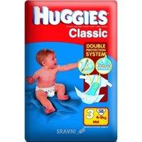 Huggies Classic 3 (58 шт.)