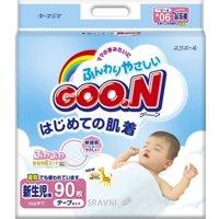 Goo.N Newborn XS 0-5 кг (90 шт.)