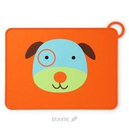 Товар для кормления детей Skip Hop Силиконовая подставка под тарелки Собачка (252055)